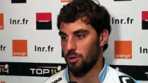 Barrages TOP 14 - Toulouse - Racing-Métro 92: les réactions d'après match du Racing-Métro