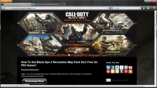How to Get Black Ops 2 Revolution Map Pack DLC Free!!
