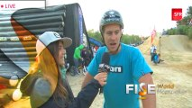 Finale MTB Vallnord Slopestyle Pro - FISE World Montpellier 2013