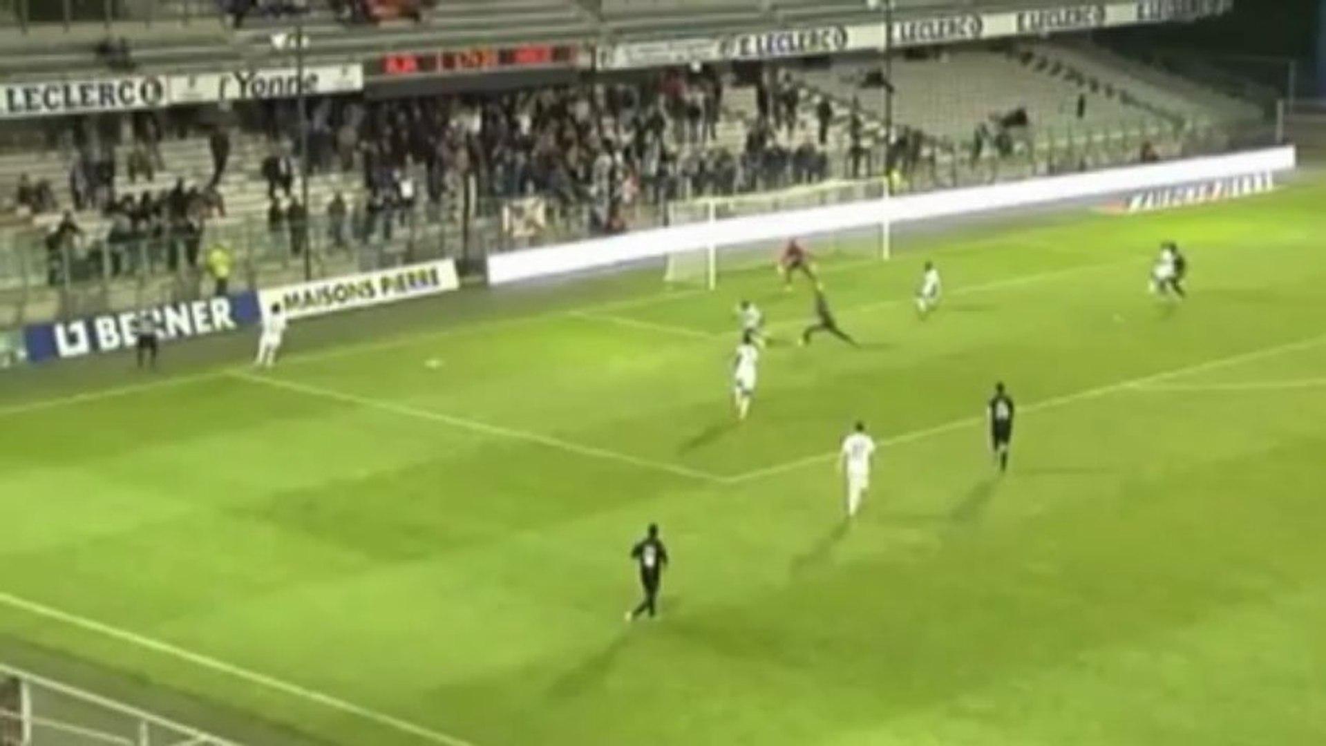 AJ Auxerre - Angers SCO : 2-2