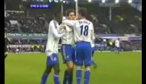 Frank Lampard goal vs Everton 06-07