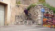 Thibaut weber / Christophe Soisson - Sosh urban motion - contest amateur