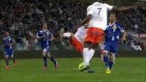 But John UTAKA (31ème) - SC Bastia - Montpellier Hérault SC (3-1) - saison 2012/2013
