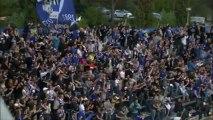 But Claudio BEAUVUE (16ème) - SC Bastia - Montpellier Hérault SC (3-1) - saison 2012/2013