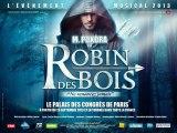 M.POKORA & La troupe Robin des Bois - Medley -  Champs Elysées le 11.05.2013 @Dom