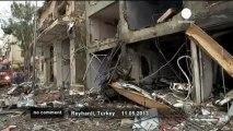 Au moins 40 morts dans un double-attentat... - no comment