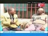 ....Chaka kongo : Retro Babia à l'hôpital et Ilo pablo 2 semaine avant sa mort...