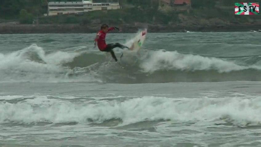 Hendaye: Bask Tour 2013  - Euskadi Surf TV