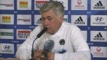 PSG champion : Carlo Ancelotti savoure !