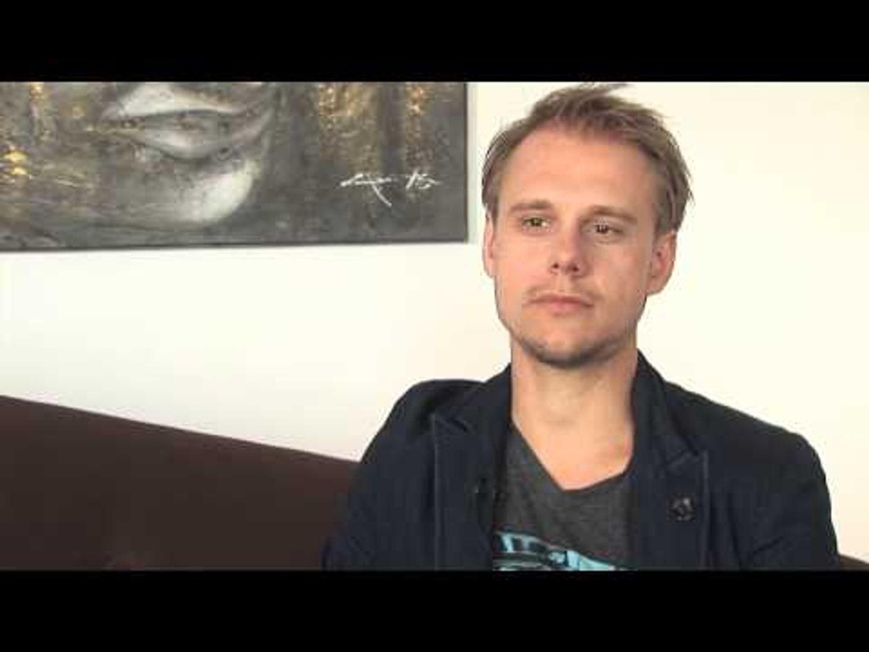 Armin van Buuren interview (deel 1)