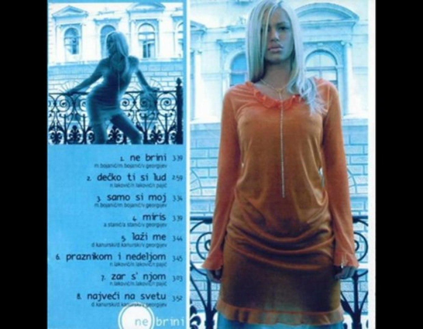 Natasa Bekvalac - Ne brini - (Audio 2001) (Audio 2001) HD