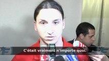 Zlatan Ibrahimovic revient sur la polémique Leonardo