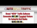 Auto Mass Traffic Generation Software   Auto Mass Traffic Generation Software