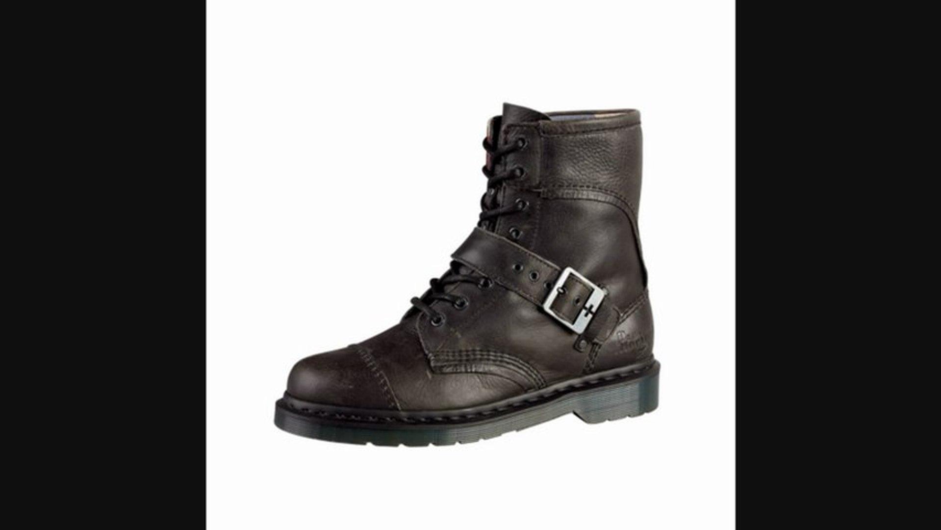 Dr Martens Triumph 1460 8 Eye Boot | Women's Dark Brown