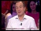 TV FRANCE2 RUQUIER RAP ERICAT & CASH HUMOUR