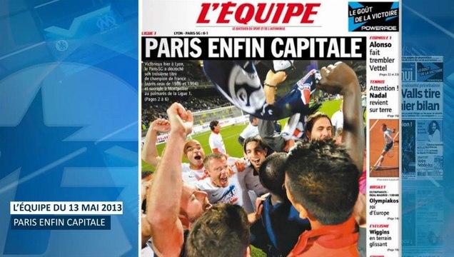 PSG, Barça, MU : la presse européenne salue les champions