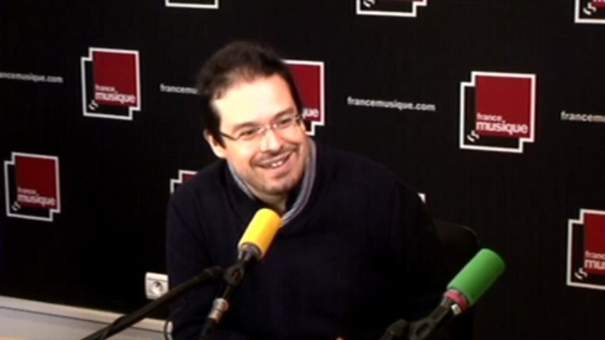 Leonardo Garcia Alarcon- la Matinale - 13-05-2013
