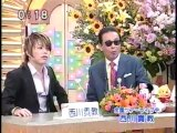 Takanori appears to Waratte Iitomo!