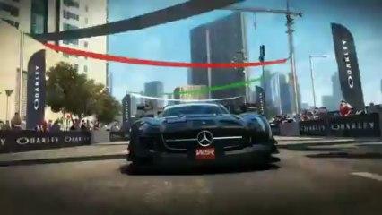 Overtake Gameplay de Race Driver : GRID 2