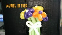 FRED  ANIMATION spectacle  de clown NOEL ENFANTS, ballons sculptés MAGICIEN 91 ESSONNE