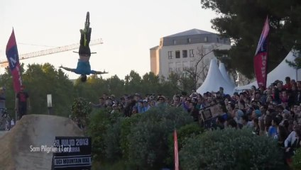 FISE 2013 - Vallnord MTB Slopestyle - Finales Pro
