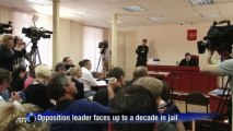 Russia continues trial against Alexei Navalny
