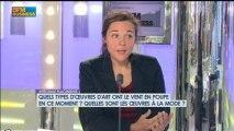 Marché de l'art, la bonne stratégie : Céline Fressart dans Intégrale Placements - 15 mai