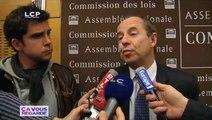 Renseignements : Jean-Jacques Urvoas livre un rapport