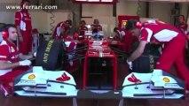 Entretien avec Jean-Louis Moncet avant le Grand Prix F1 d'Inde 2012