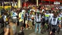 Ciclismo, costole rotte per Wiggins