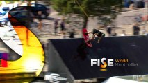 Daniel Grant - 2nd Final Wakeboard - FISE World Montpellier 2013