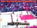 Download Chicago Bulls vs Miami Heat 2013 Playoffs game 4 Rapidshare