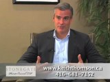 Keith Thomson Discusses Why He Enjoys Being a Financial Planner - Keith Thomson, CFP®, CIM®, FCSI®