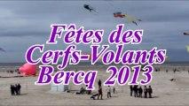 La fête des Cerf-Volants Berck 2013