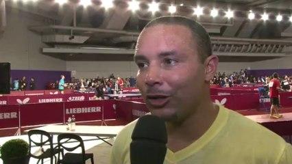 Championnats du Monde de tennis de table : rencontre avec des pongistes africains