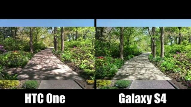 HTC One vs Samsung Galaxy S4 - SoldierKnowsBest