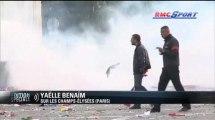 PSG CHAMPION / La festivités tournent au drame - 13/05