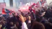 PSG Champion : Festivités et incidents au Trocadero 6