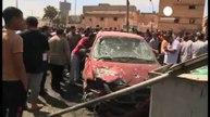 Manifestations de colères après l'attentat de Benghazi