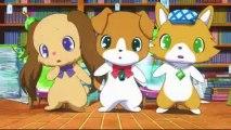 Jewelpet Tinkle Kabanata 5 - Ang malahiganteng Jewelpet at ang maliit na Ruby at Akari~DOKIDOKI