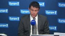 """Manuel Valls : """"les coupables, c'est les casseurs"""""""