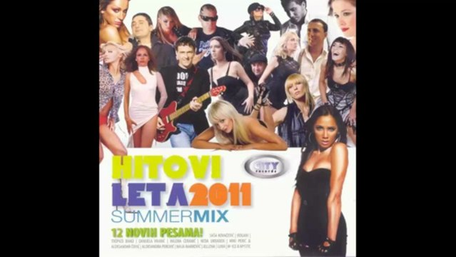 Sasa Kovacevic feat Nikolina Pisek - Idemo do mene - (Audio 2011) HD