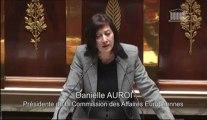 Intervention de Danielle AUROI lors de la séance du 28 février 2013, portant sur la proposition de résolution européenne concernant l'instrument de réciprocité sur les marchés publics