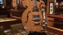 La guitarra de los Beatles, la joya de la subasta de Nueva York