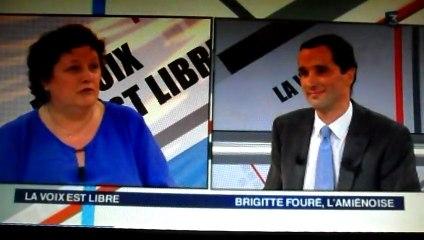 La voix est libre - Brigitte Fouré (1/4)
