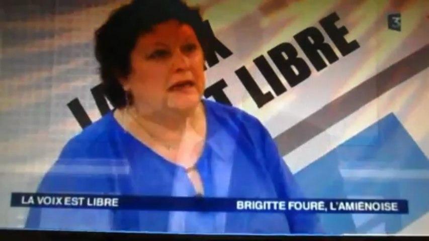 La voix est libre - Brigitte Fouré (2/4)
