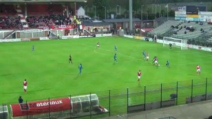 FCR - Créteil : Résumé du match