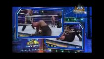 undertaker vs cm punk 21-0 streak match 7th april 2013 wrestlemania 29 commentator Ahmed 3laa Metwally