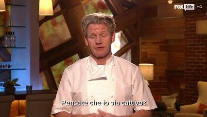 """Gordon Ramsay: """"Pensate che io sia cattivo?"""""""