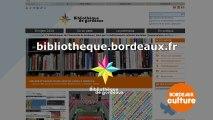 Présentation du Portail de la Bibliothèque de Bordeaux